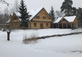 agroturystyka tarnobrzeg4 zima